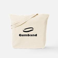 Gumband Tote Bag
