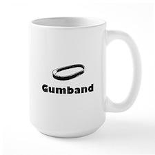 Gumband Mug