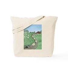 Street of Dreams Tote Bag