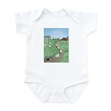 Street of Dreams Infant Bodysuit