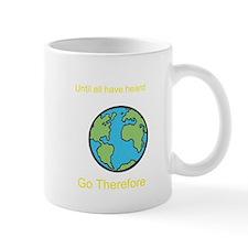 World Missions Mug