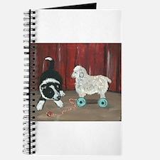 Gots Me A Sheepie Journal