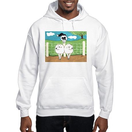 Where's That Dog?? Hooded Sweatshirt