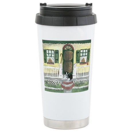 Sunny Porch Stainless Steel Travel Mug