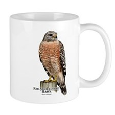 Red-Shouldered Hawk Mug