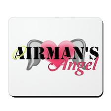 Airmans Angel Mousepad