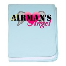 Airmans Angel Infant Blanket