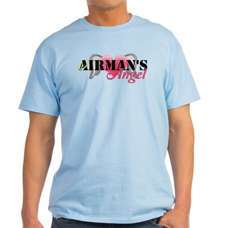 Airmans Angel Light T-Shirt