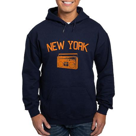 New York - Hoodie (dark)