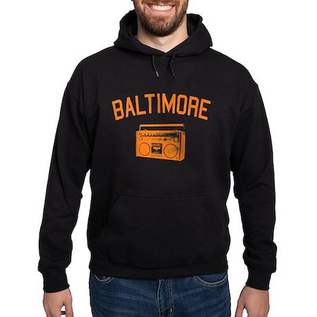 Baltimore - Hoodie (dark)