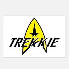 Star Trek Command Postcards (Package of 8)