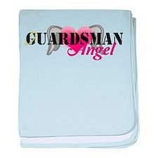 Guardsmans Angel Infant Blanket