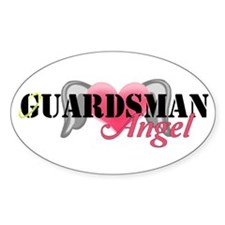 Guardsmans Angel Decal
