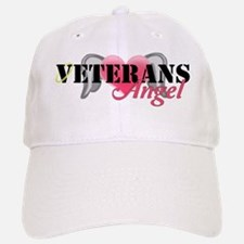 Veterans Angel Baseball Baseball Cap