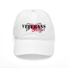 Veterans Angel Baseball Cap