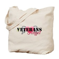 Veterans Angel Tote Bag