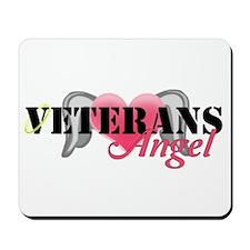 Veterans Angel Mousepad
