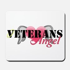 Veterans Angel Mousepad