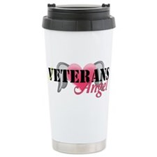 Veterans Angel Travel Mug