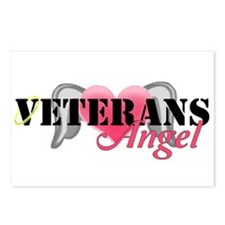 Veterans Angel Postcards (Package of 8)