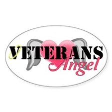 Veterans Angel Decal