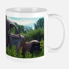Cute Antique truck Mug