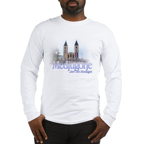 MedjugorjeTshirt5 Long Sleeve T-Shirt