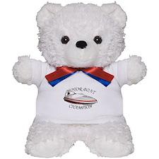 Motor Boat Teddy Bear