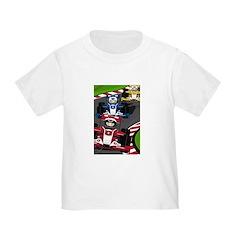 Racing Car Infant T-Shirt