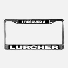 I Rescued a Lurcher