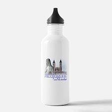 Cute The virgin mary Water Bottle