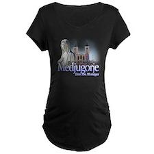 MedjugorjeTshirt4 Maternity T-Shirt