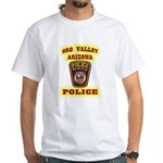 Oro Valley Police White T-Shirt