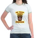 Oro Valley Police Jr. Ringer T-Shirt