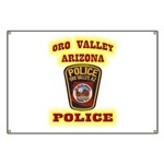 Oro Valley Police Banner