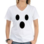 Ghost Women's V-Neck T-Shirt