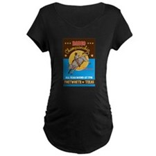 Rodeo Cowboy bull riding T-Shirt