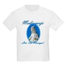 Unique Virgin mary T-Shirt