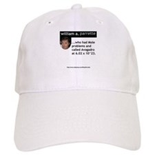 William A. Parrette Baseball Cap