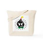 Mr. Bomb Tote Bag