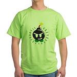 Mr. Bomb Green T-Shirt