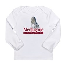 Cute Religion and beliefs Long Sleeve Infant T-Shirt