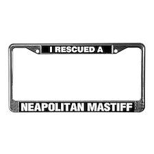 I Rescued a Neopolitan Mastiff