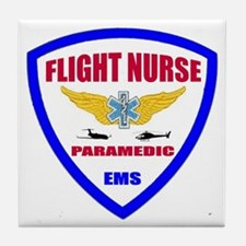 Cute Flight nurse Tile Coaster