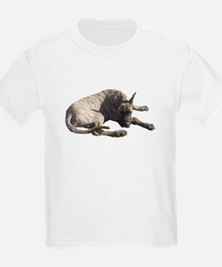 Brindle Great Dane Products Kids T-Shirt