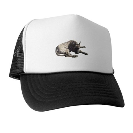 Brindle Great Dane Products Trucker Hat
