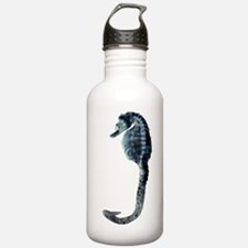 Seahorse on Water Bottle