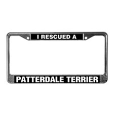 I Rescued a Patterdale Terrier