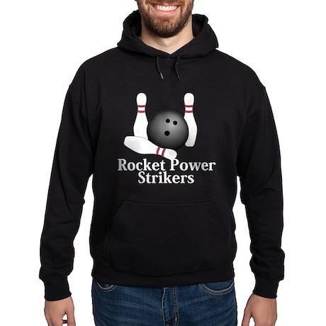 Rocket Power Strikers Logo 1 Hoodie (dark) Design