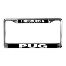 I Rescued a Pug